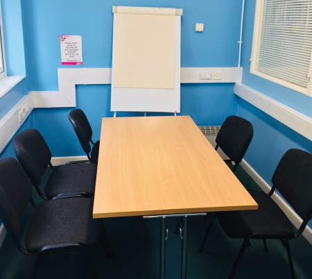 Cippenham Library meeting room