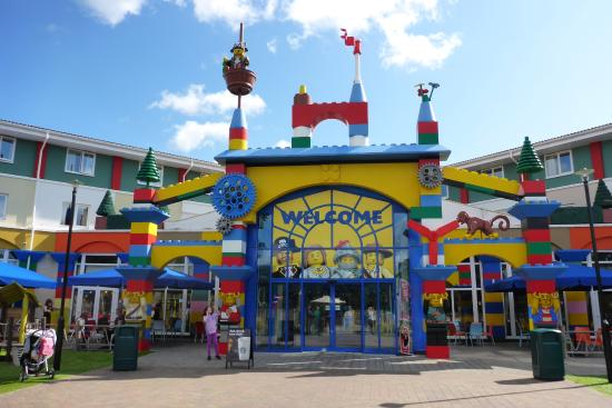 Special offers on packages to LEGOLAND & Windsor Castle