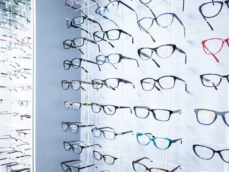 Free Eye Test and £20 Off When You Spend £90