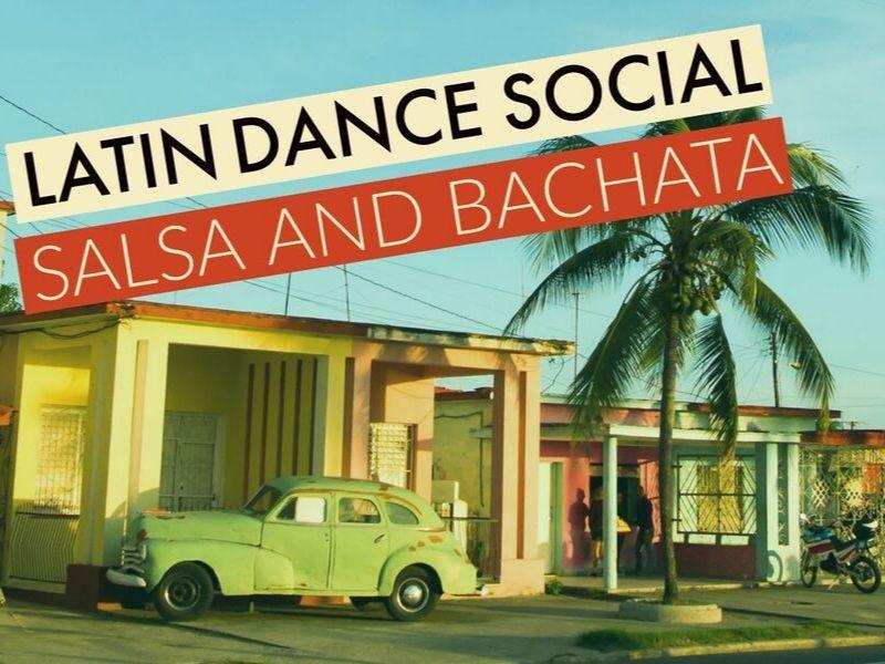 Weekly Latin Dance Social - Salsa & Bachata Workshops